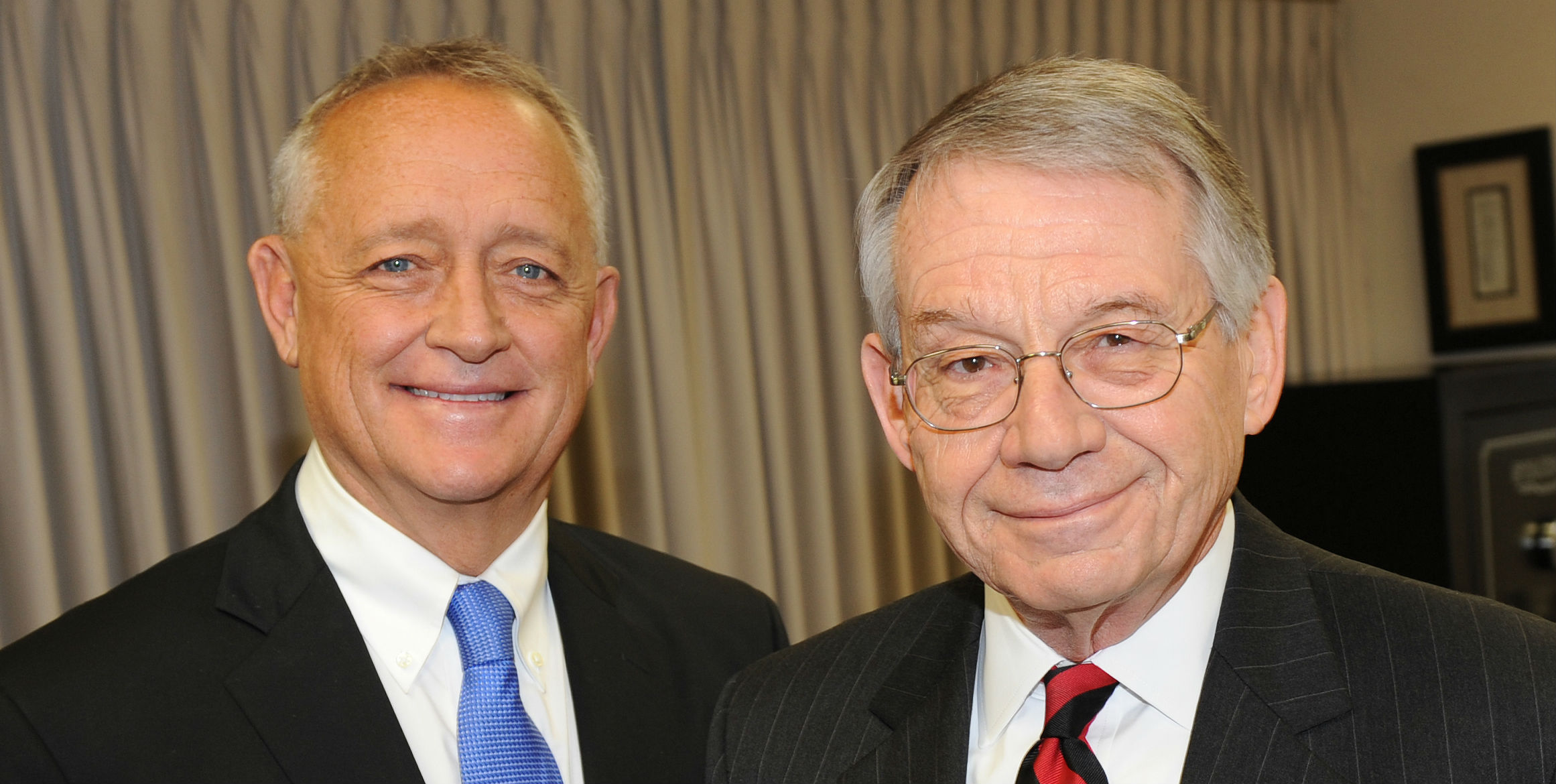Hamilton County Prosecutor Joseph T Deters and James W. Harper